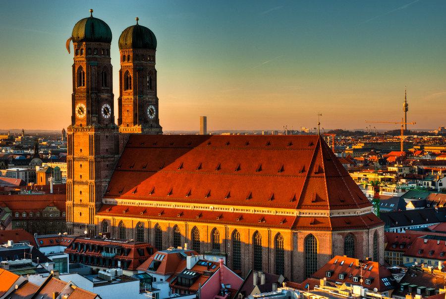 کلیسای بانوی ما آلمان