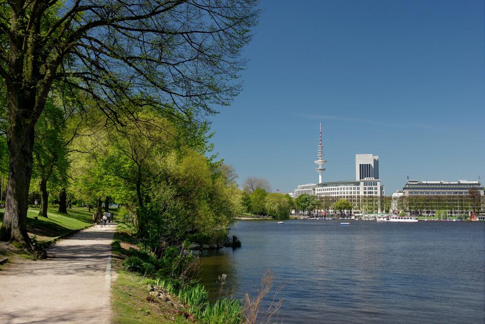 شهر هامبورگ آلمان، دروازه ورود به جهان !