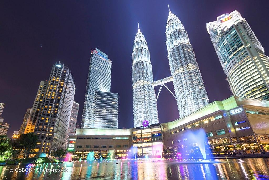 برج های دوقلو پتروناس | Petronas Twin Towers
