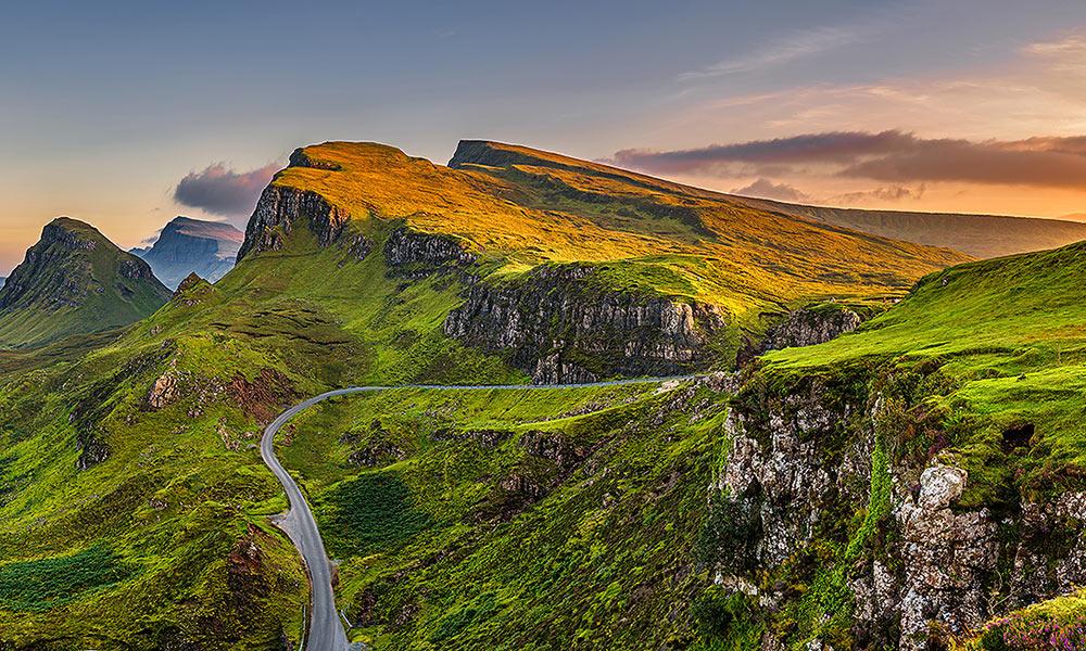 آب و هوای اسکاتلند