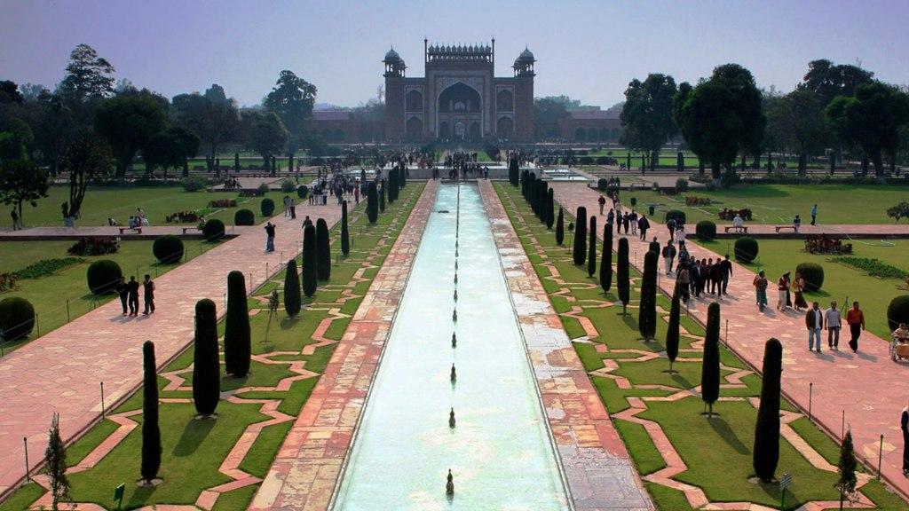باغ شالیمار | Shalimar Gardens
