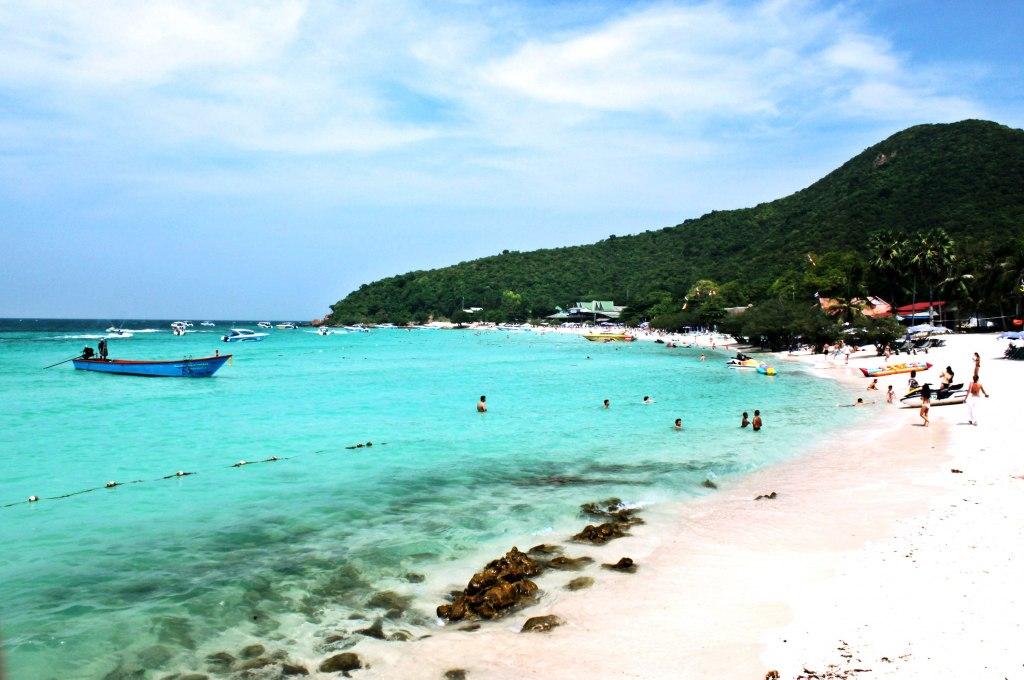 جزیره مرجان پاتایا در تایلند