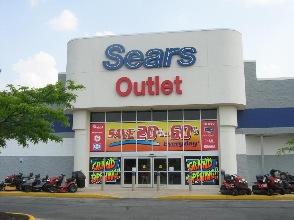 اوت لت سیرز | Sears