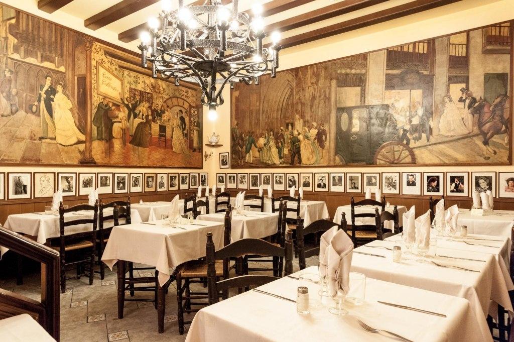 رستوران کن کولیرتس | Restaurant Can Culleretes