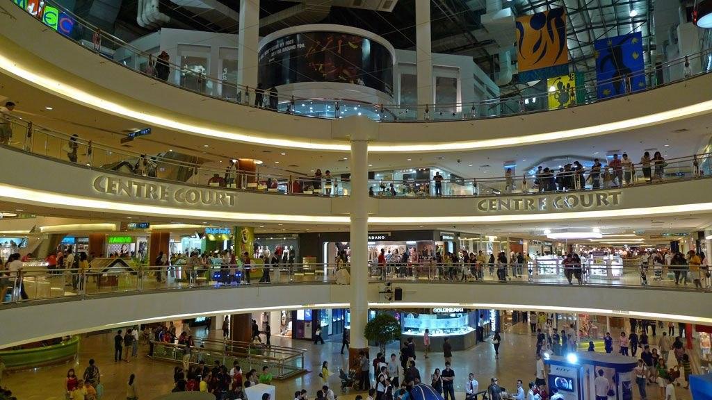 مرکز خرید مید والی | Mid Valley
