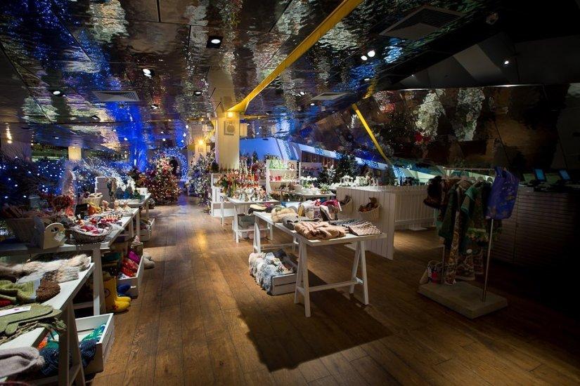 مراکز خرید مسکو در روسیه
