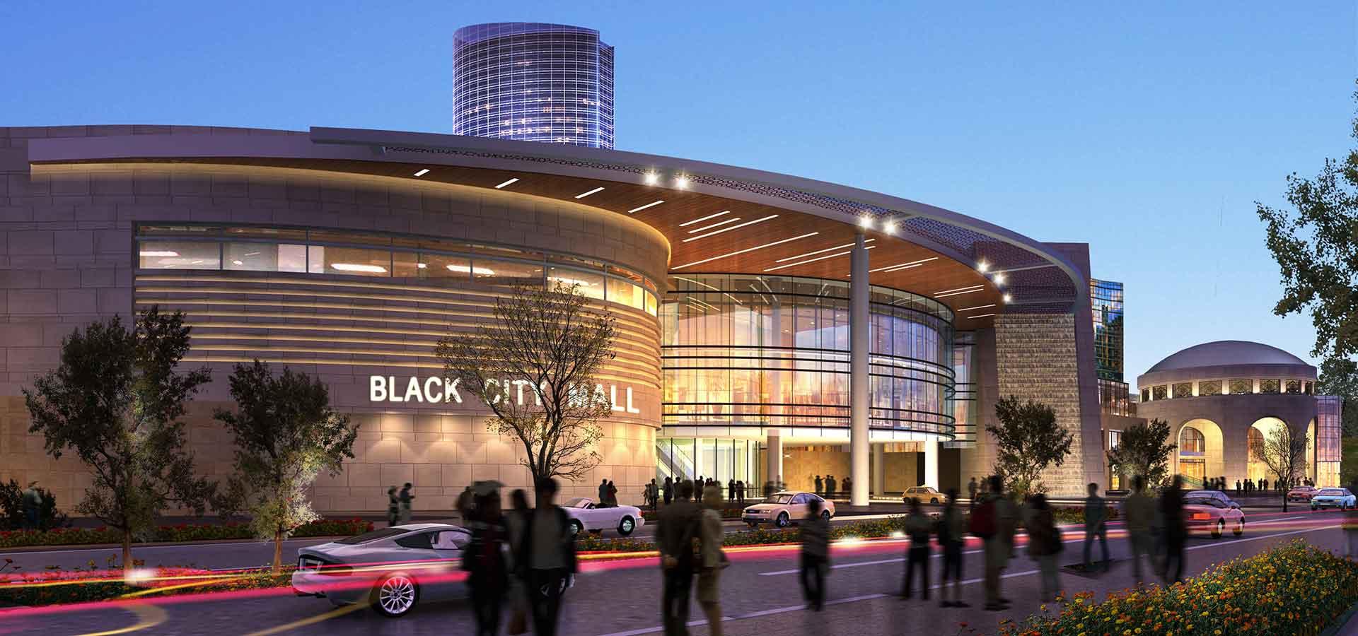 مراکز خرید باکو در آذربایجان