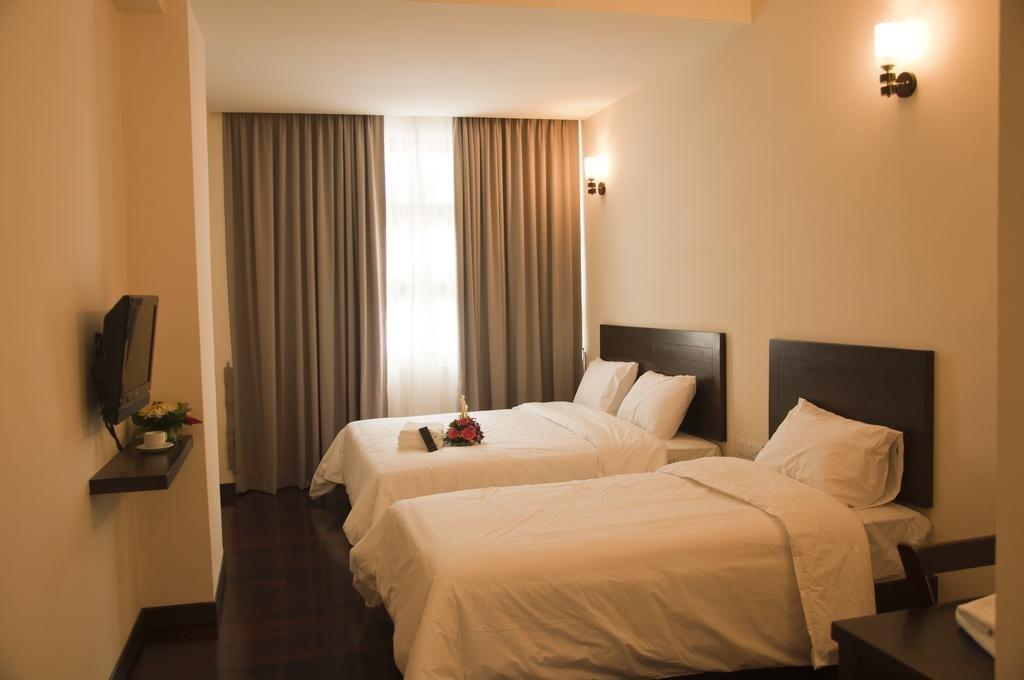 هتل جئو کوالالامپور | Hotel Geo Kuala Lumpur