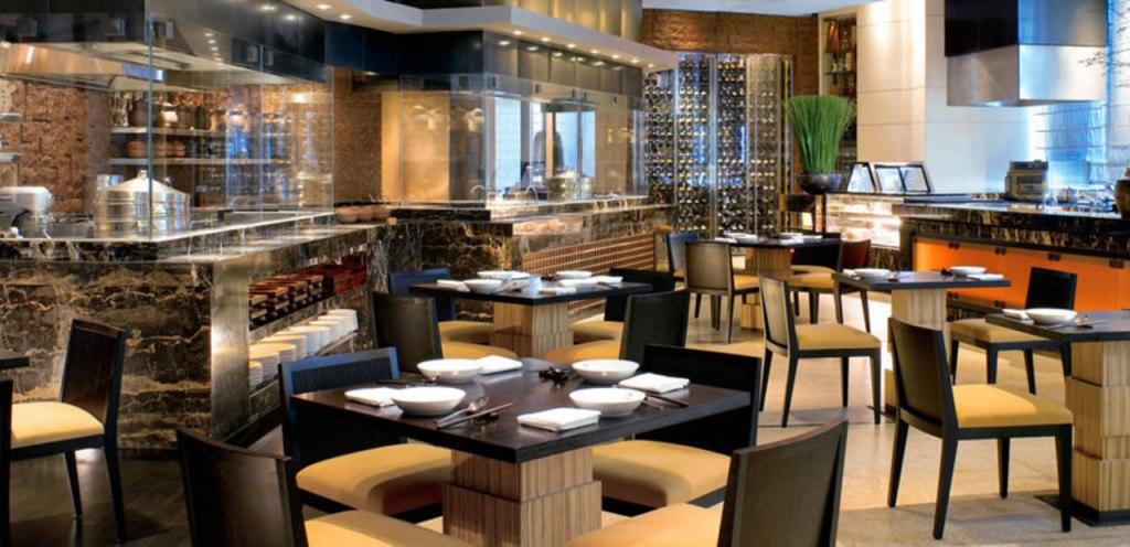 رستوران ژیندالو | Xindalu Restaurant