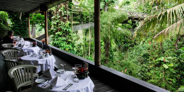رستوران بریجس | Bridges Restaurant