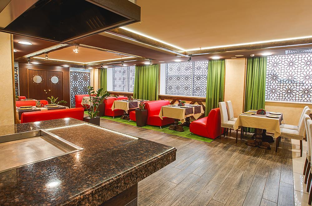 گرند هتل کازان | Grand Hotel Kazan