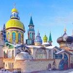 جاذبه های گردشگری کازان در روسیه
