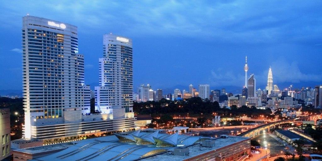 هتل لمردین کوالالامپور | Le Méridien Kuala Lumpur