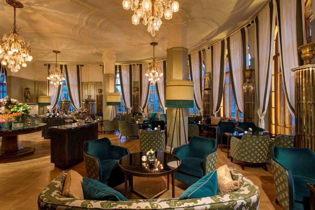 اقامتی رویایی در هتل های سن پترزبورگ