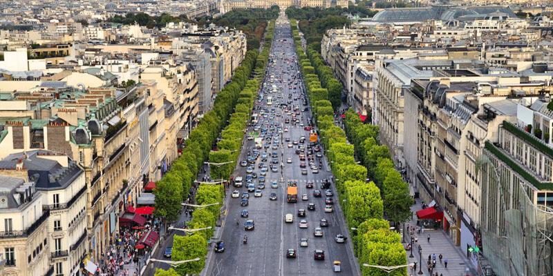 با مراکز خرید پاریس آشنا شوید!