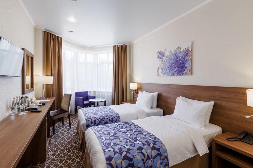 هتل های کازان