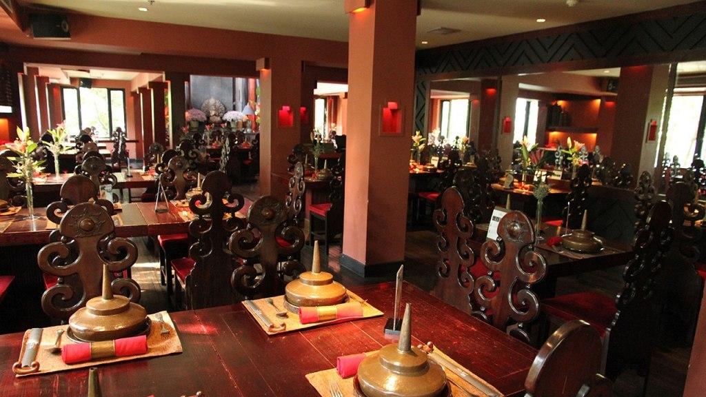 رستوران بهشت گمشده | Lost Heaven