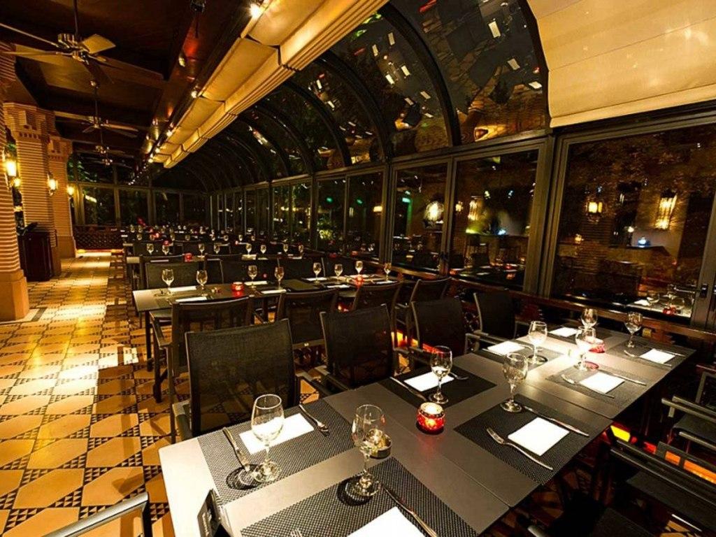 رستوران بارباروسا | Barbarossa