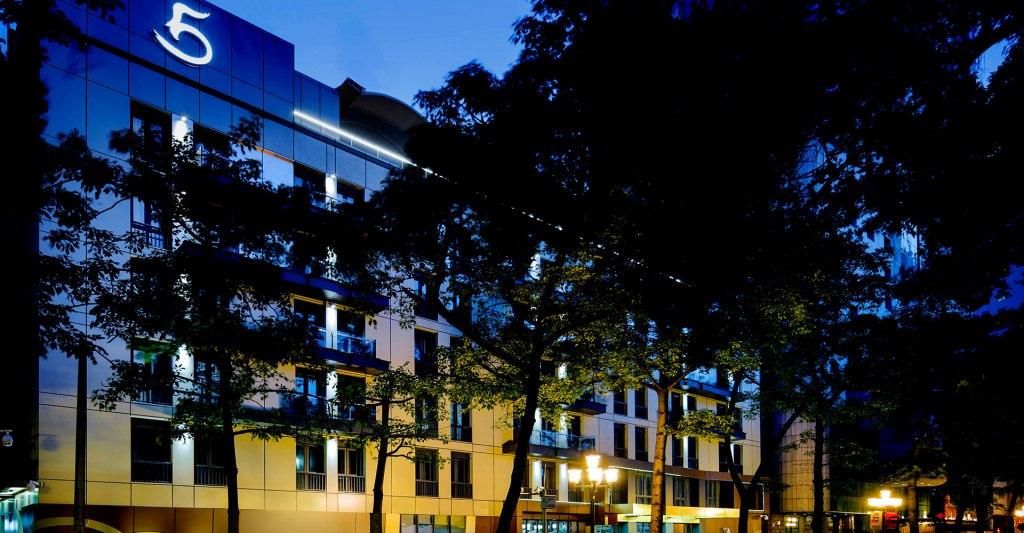 هتل ال ان فایو گوانجو | LN Hotel Five