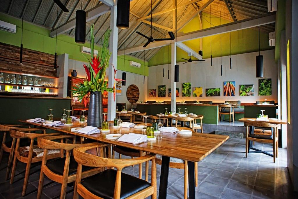 رستوران لوکاور | Restaurant Locavore