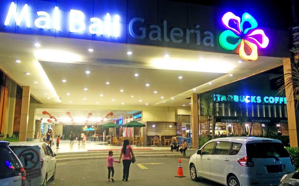 آشنایی با مراکز خرید بالی