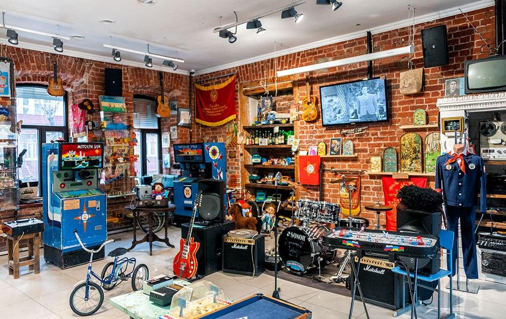 موزه سبک زندگی شوروی | Soviet Lifestyle Museum