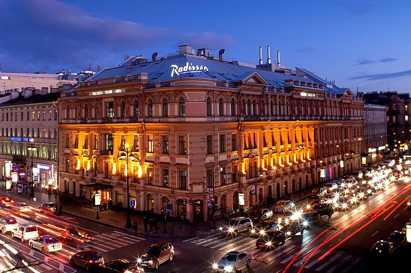 هتل رادیسون رویال | Radisson Royal Hotel