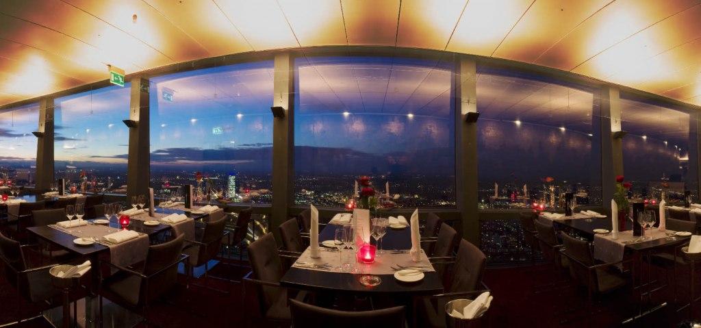 رستوران 181 | Munich's Restaurant 181