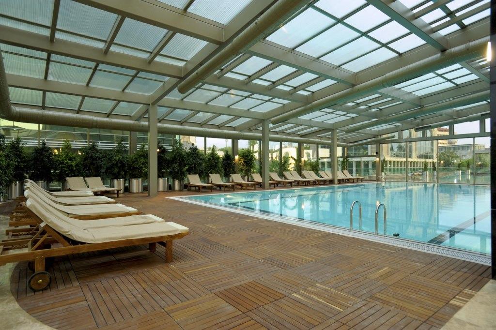 هتل ریوکس گرند | Rixos Grand Ankara