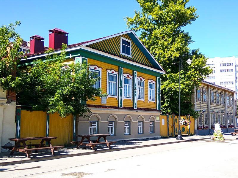 محله قدیمی تاتارها | Old Tatar Settlement