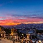 جاذبه های تپه مونجوئیک در بارسلونا