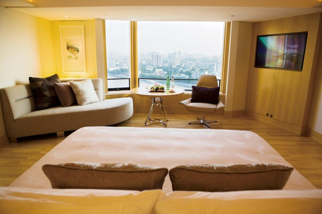 هتل وایت سوآن گوانجو | White Swan