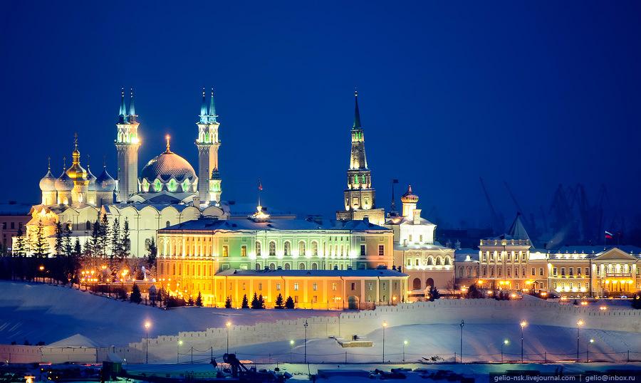 کاخ کرملین کازان | kremlin palace kazan