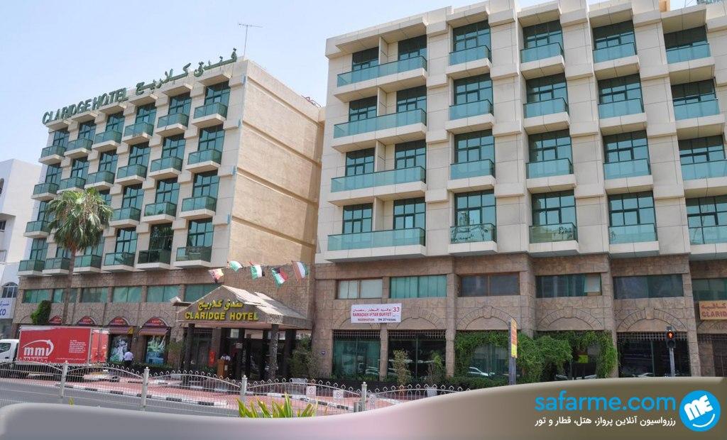 بهترین هتل های 3 ستاره دبی