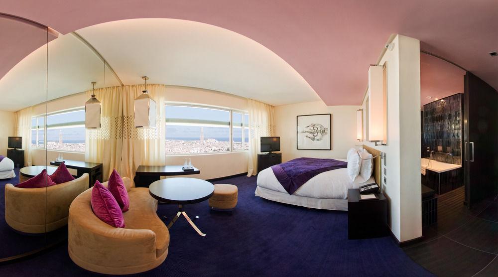 هتل سوفیتل کازابلانکا | Hotel Sofitel Casablanca Tour Blanche