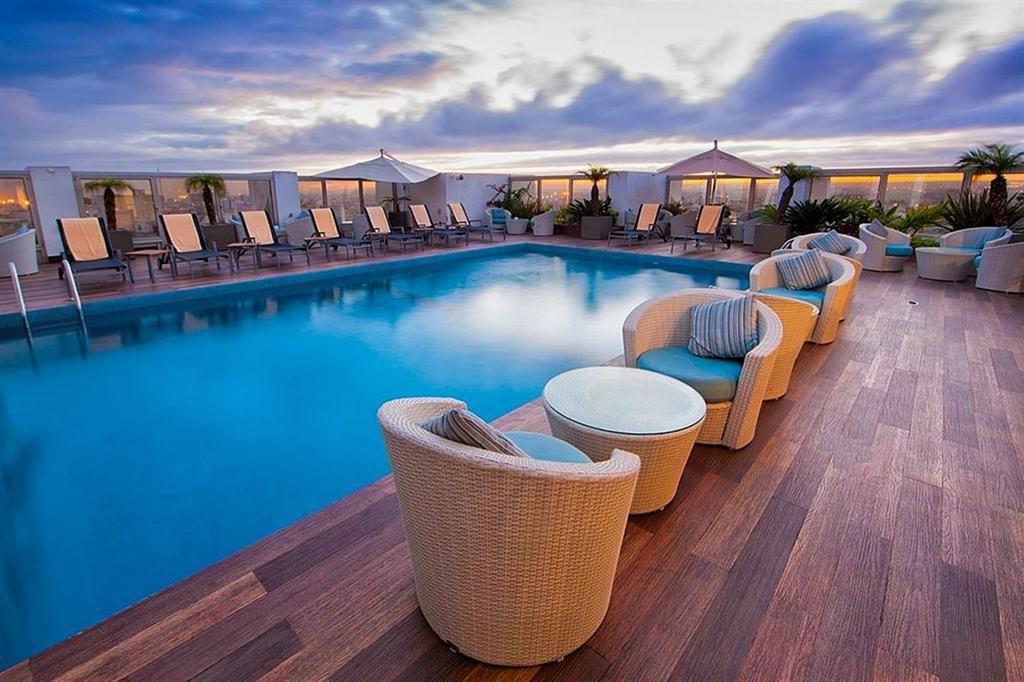لوکس ترین هتل های کازابلانکا