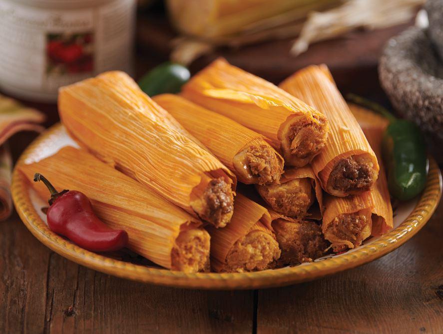تاماله | Tamales