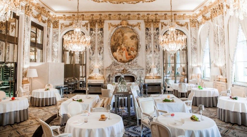 هتل له موریس | Hotel Le Meurice