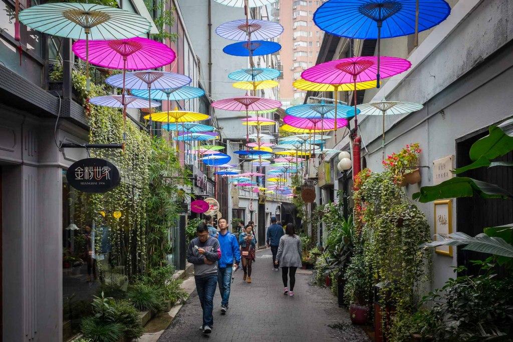 با زیباترین جاذبه های گردشگری شانگهای آشنا شوید!