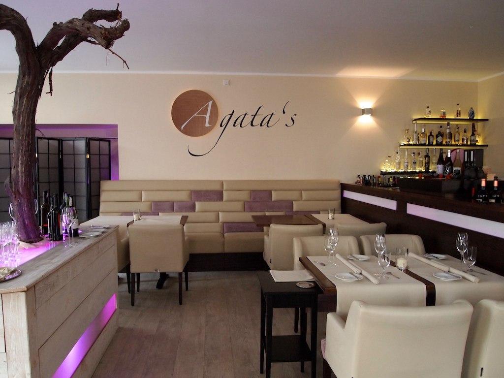 رستوران آگاتا | Agata's Restaurant
