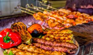 بهترین رستوران های باکو