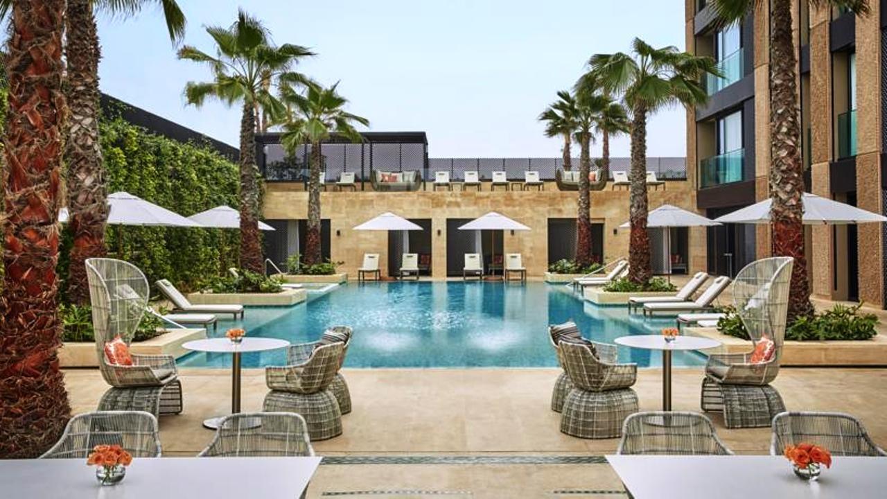 هتل های کازابلانکا