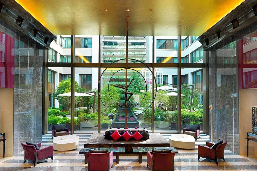 هتل ماندارین اورینتال پاریس | Mandarin Oriental, Paris