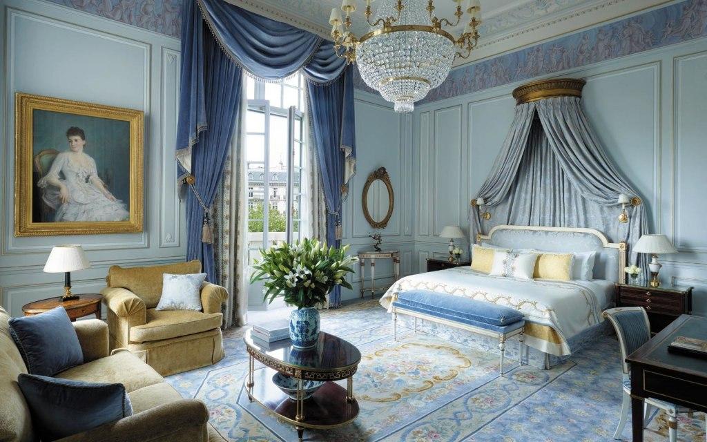 لوکس ترین هتل های پاریس