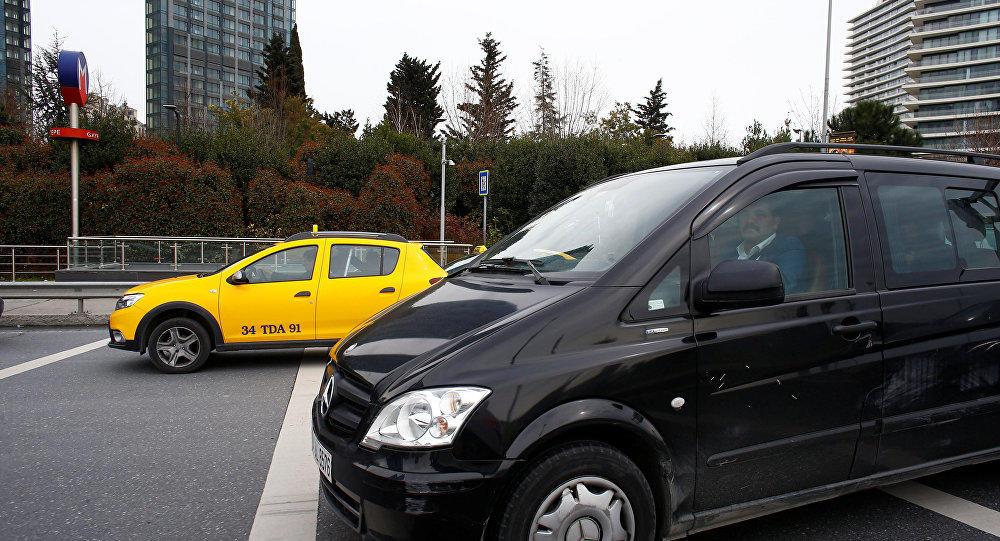 دسترسی به مرکز شهر از فرودگاه جدید استانبول با تاکسی