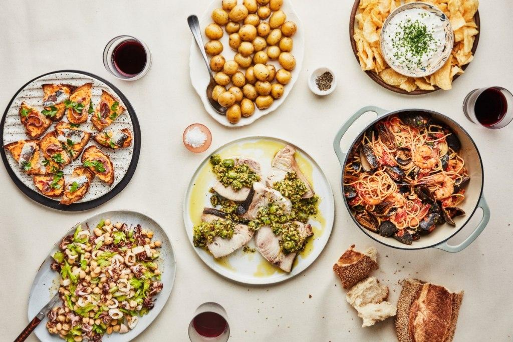 غذاهای کریسمس ایتالیا