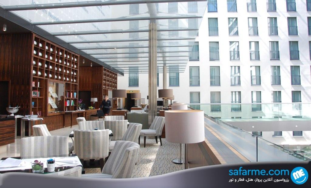 هتل اینترکانتیننتال دوسلدورف | InterContinental Düsseldorf