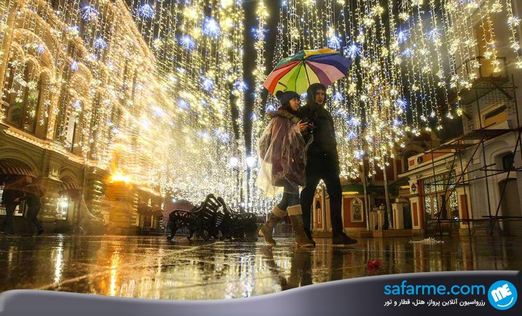 کریسمس در مسکو | Moscow