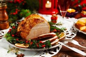 غذاهای کریسمس