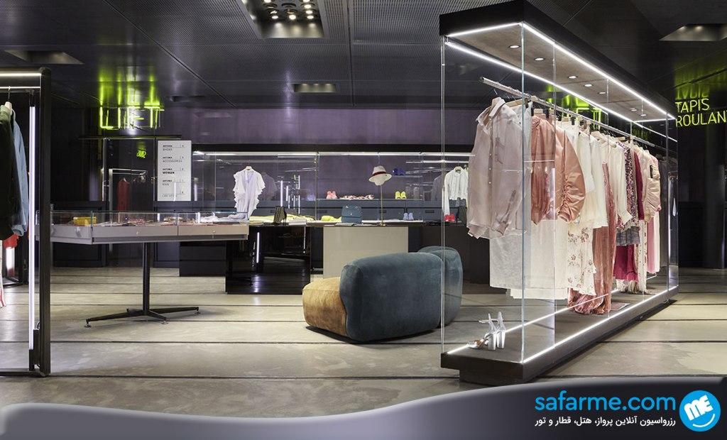 مرکز خرید اکسلسیور میلانو | Excelsior Milano